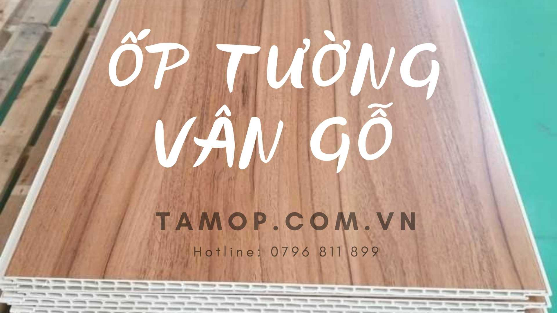 Kho nhựa ốp tường Nano pvc tại Hà Trung