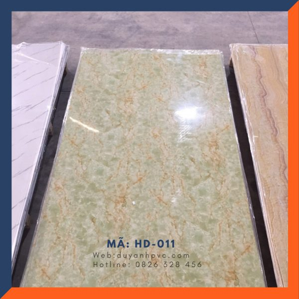 Tấm ốp tường PVC vân đá HD11