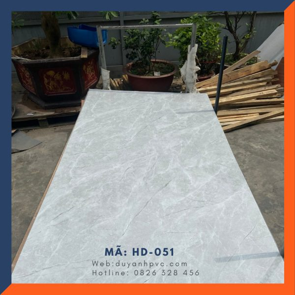 Tấm ốp tường PVC vân đá HD51