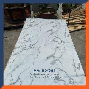 Tấm ốp tường PVC vân đá HD54