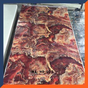Tấm ốp tường PVC vân đá HD022