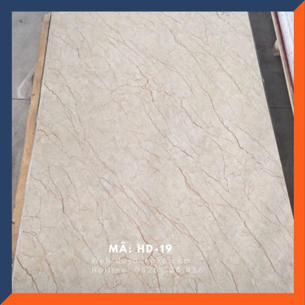 Tấm ốp tường PVC vân đá HD19