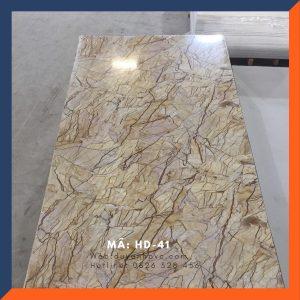 Tấm ốp tường PVC vân đá HD041