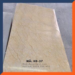 Tấm ốp tường PVC vân đá HD037